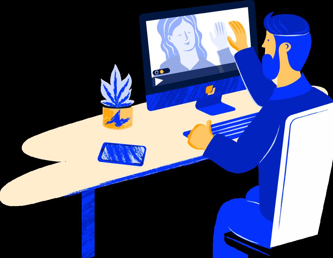 Video's Most Interactive Platform