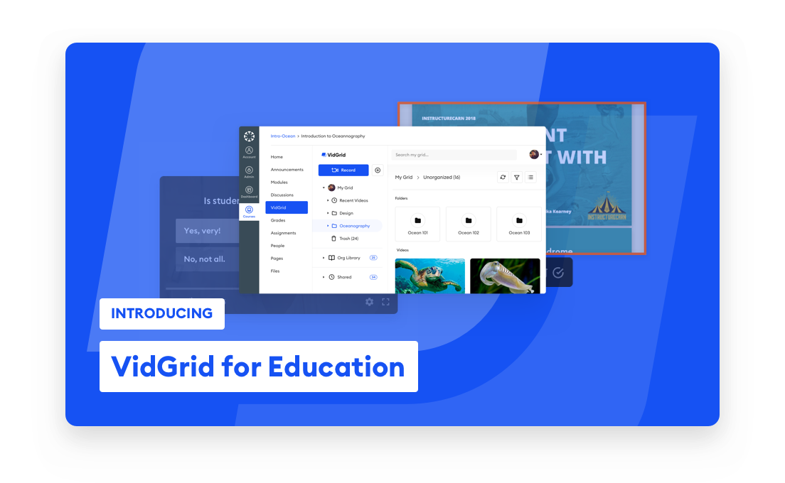Interactive Video Platform for Education