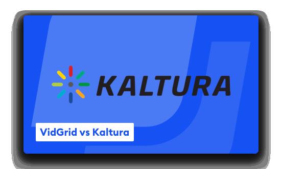 Meet VidGrid: The Smart Kaltura Alternative