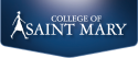 College of Saint Mary Logo small